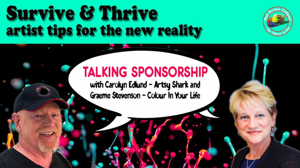 Survive and Thrive COVID19 SPONSORSHIP