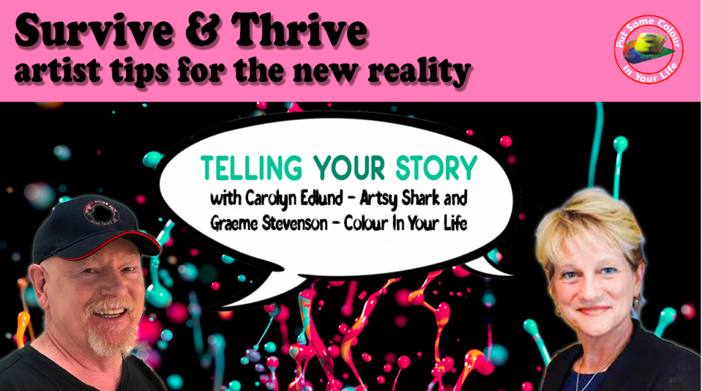 Colour Life COViD 19 Series Survive and Thrive Thumbnail YOUR STORY
