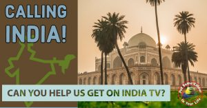 Calling India- Colour in your life