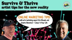 Colour in your life Online marketing with Eric Rhoads .