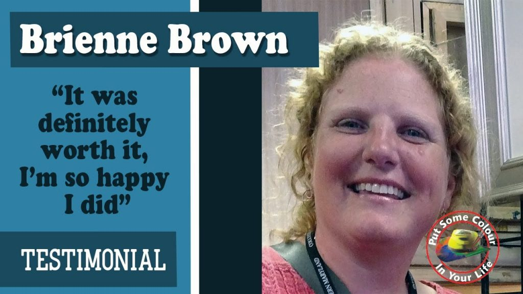 Brienne Brown Testimonial