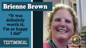 Brienne Brown Testimonial