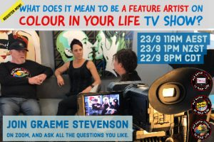 Colour in your Life Public zoom call zoom 23 sept