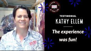 Kathy Ellem testimonial