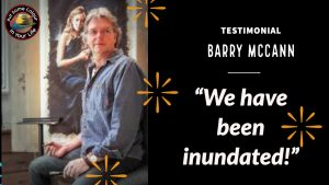 Barry McCann Testimonial