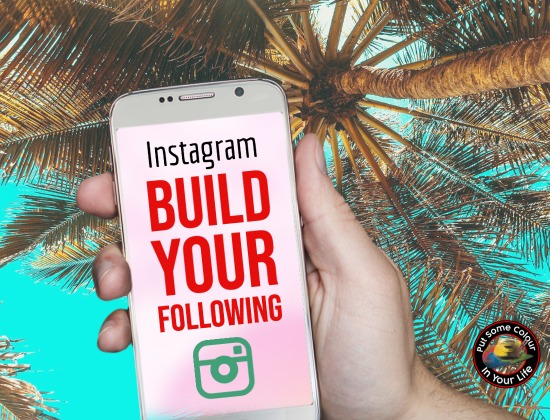 Build your instagram following