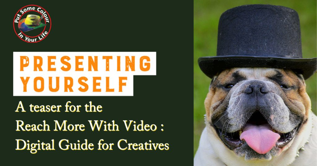 presenting yourself Reach more with Video