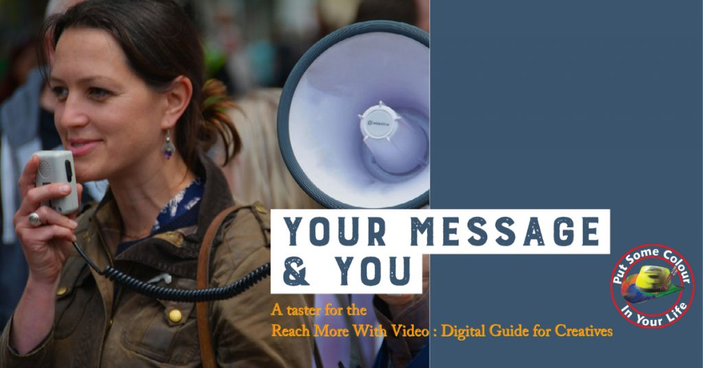 Reach more with video your message