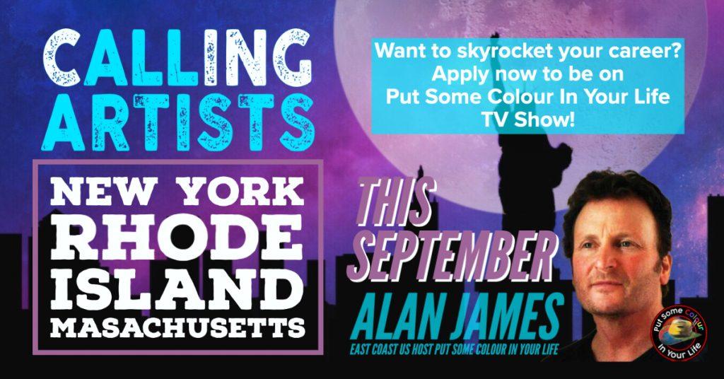 Alan James Call out
