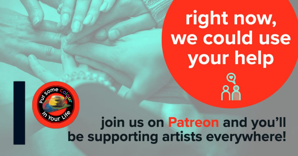 Patreon Banner We could use your help