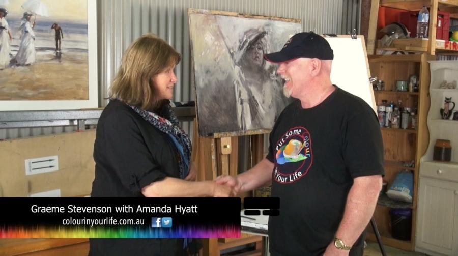 Colour In Your Life Amanda Hyatt