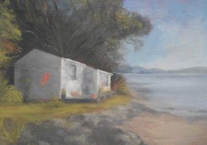 Beach Hut Sandspit small