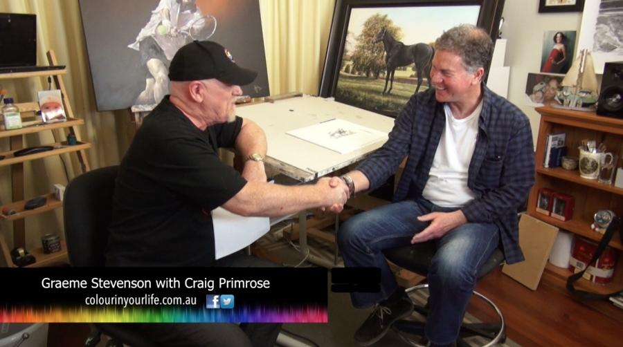Colour In Your Life Craig Primrose