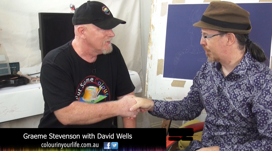 Colour In Your Life David Wells