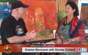 Colour In Your Life Glenise Clelland