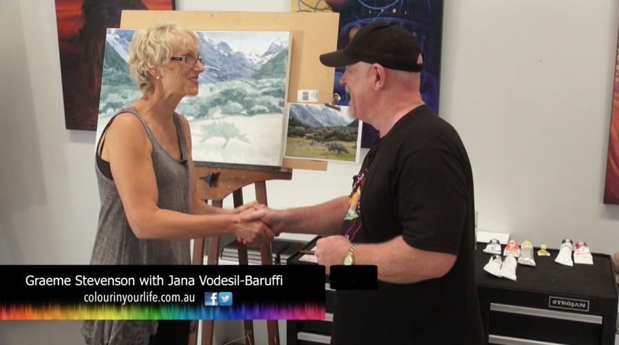 Colour In Your Life Jana Vodesil-Baruffi