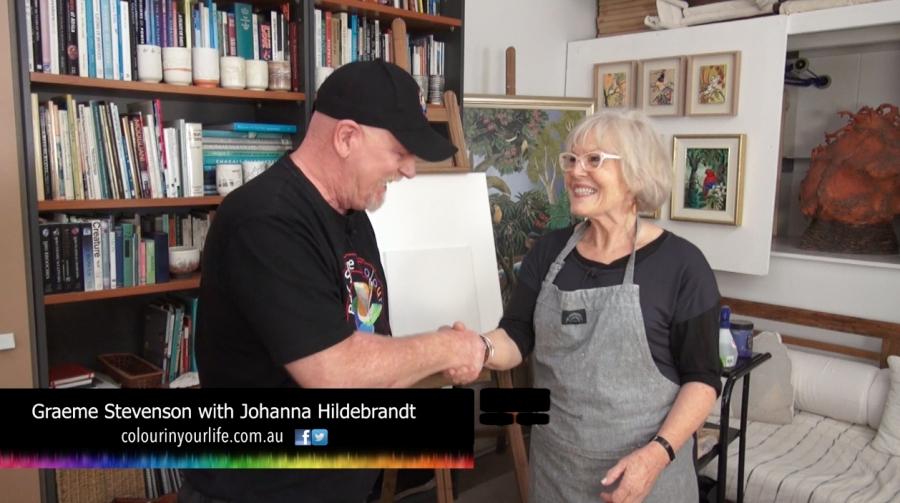 Colour In Your Life Johanna Hildebrandt