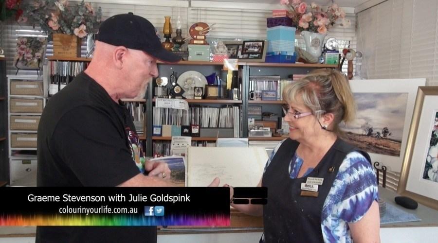 Colour In Your life Julie Goldspink