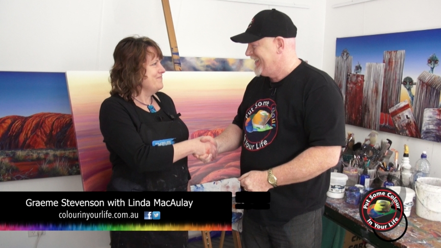 Colour In Your Life Linda MacAulay