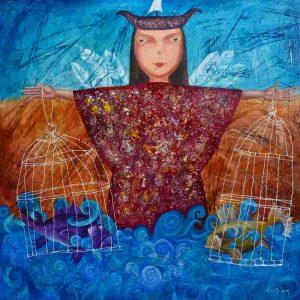 Original Artworks   Paintings by Yelena Dyumin - http://www.dyuminart.com - @dyuminart