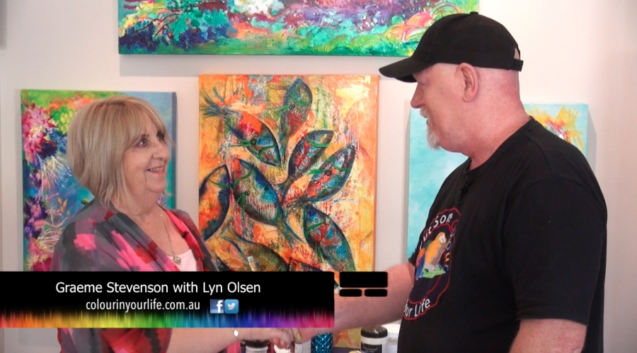 Colour In your Life Lyn Olsen