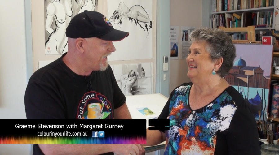 Colour In Your Life Margaret Gurney