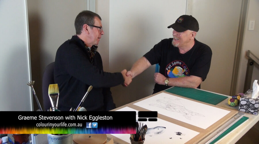 Colour In your Life Nick Eggleston