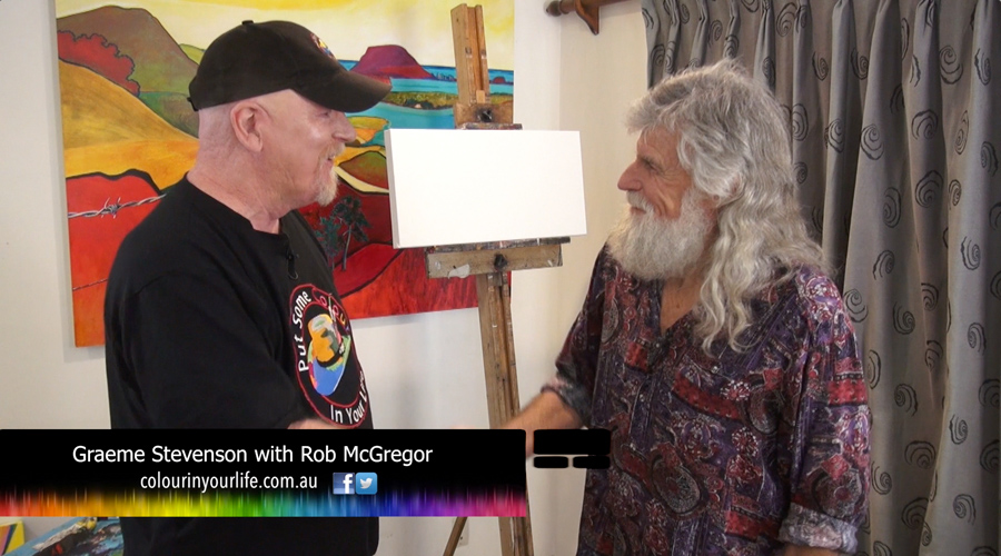 Colour In Your Life Rob McGregor
