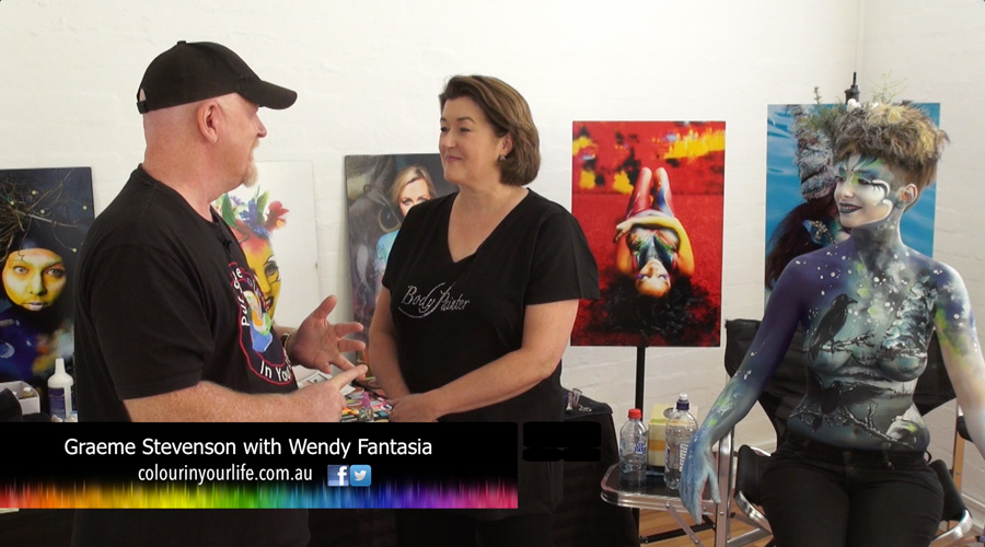 Colour In your Life Wendy Fantasia
