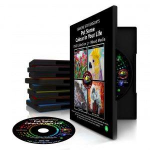 dvd-showcase set 17 - mixed media