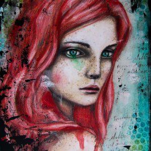 shop - asphyxia - Red Hair Girl
