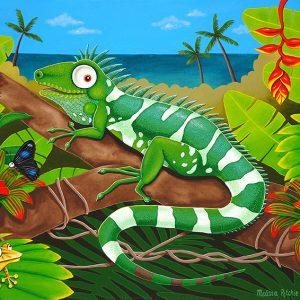 shop - ritchie - Iguana-lo